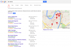 Local Search Listing Verona