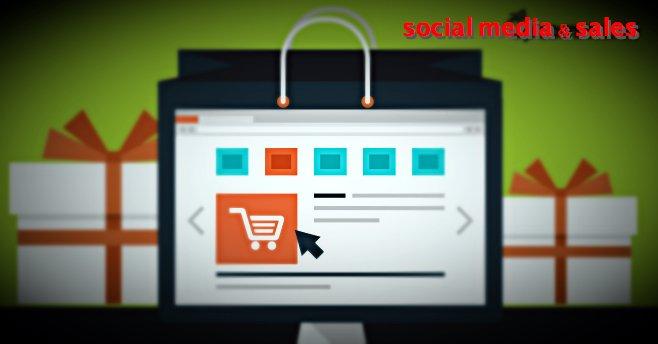 e-commerce e social