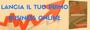 Creare un business online partendo da zero